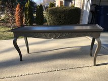 Behind Sofa Table (Solid wood) in Joliet, Illinois