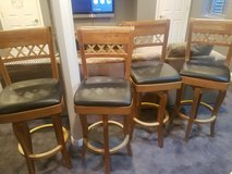 4 pool table chairs in Joliet, Illinois