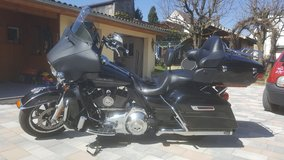 2015 HARLEY DAVIDSON Rushmore Ultra Limited Lo, FLHTKL LTD Touring in Stuttgart, GE