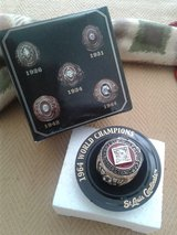 St. Louis Cardinals Replica Ring in Fort Campbell, Kentucky