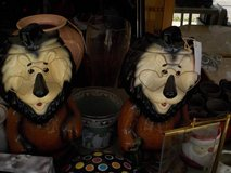 LIONS COOKIE JARS in Chicago, Illinois
