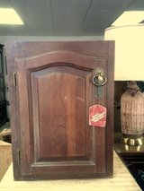 Rose wood small upper cabinet in Alamogordo, New Mexico