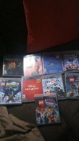 ps3 Games Perfect Condition in Joliet, Illinois