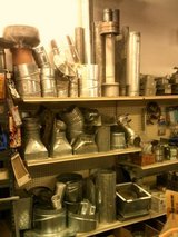 Ducting'venting parts; metal in Alamogordo, New Mexico