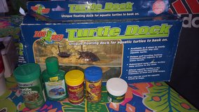 turtle dock and other stuff new in Naperville, Illinois