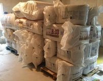 Pile of insulation in Plainfield, Illinois