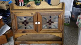 Wood Spice Rack in Glendale Heights, Illinois