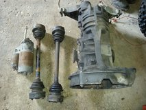 Porsche 914 transmission axle  and starter in Aurora, Illinois