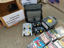 Game Cube System w games in Baytown, Texas