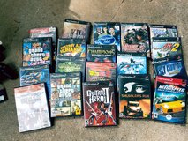 Playstation 2 with games, etc in Baytown, Texas