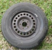 FOUR R15 TIRES WITH RIMS! in Baytown, Texas