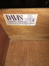 9 draw Davis company dressers missing draw in Fort Campbell, Kentucky