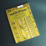NEW LOOK AT NEEDLEPOINT 1977 Instruction BK Rome, Devlin in Westmont, Illinois