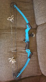 Mathews Genesis youth compound left hand bow in Plainfield, Illinois