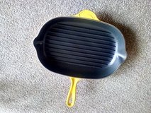 Le  Creuset grill pan in Chicago, Illinois