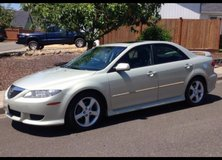 2004 Mazda 6 in Tacoma, Washington