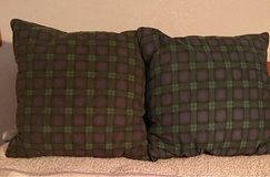 2 Large pillows (24x24) in Fairfield, California