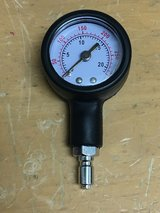 Scuba (Intermediate pressure gauge) in Okinawa, Japan