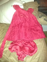 24 month red dress and bloomers in Warner Robins, Georgia