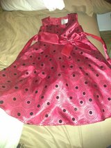 red and black dress size 6x little girl in Warner Robins, Georgia