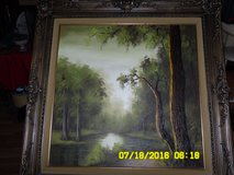 "Oil painting by "" Lill "" Nature infused with light. in Las Vegas, Nevada"