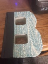 """""""B"""" - Hard Cover Readers Digest Book cut into the shape of the letter """"B"""" in Glendale Heights, Illinois"""