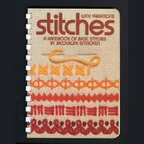 BASIC NEEDLEWORK STITCHES w/Variations, 1976 Jacqueline Enthoven, PB in St. Charles, Illinois