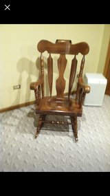 solid Pine Rocker in Plainfield, Illinois