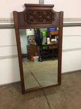 Vintage wall mirror in Joliet, Illinois