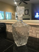 Glass wine decanter in Cleveland, Texas