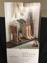 Boot Storage Rack in St. Charles, Illinois