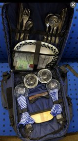 Picnic Backpack with everything you need in Ramstein, Germany