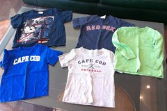 Lot of 5 Toddler T-shirts Size 3 T / 4T in Stuttgart, GE