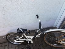Bicycle attachment from Schwinn in Ramstein, Germany