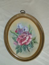 vintage frame & pastel drawing in Chicago, Illinois