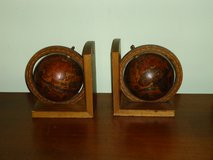 globe bookends in St. Charles, Illinois