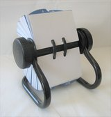 ROLODEX Open Rotary Business Card Filing System in Aurora, Illinois