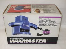 CHAMBERLAIN WAXMASTER BUFFER / POLISHER SYSTEM - W6000 in Lockport, Illinois