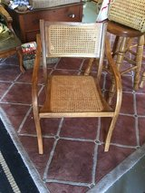 Cain chair very nice shape in Cleveland, Texas