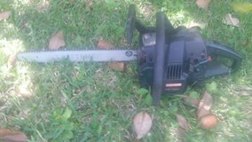 "18"" CRAFTSMAN CHAINSAW in Spring, Texas"