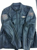 110th Anniversary Harley Davidson jacket in Beaufort, South Carolina