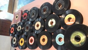 45 rpm records(378 pcs.) in Schaumburg, Illinois