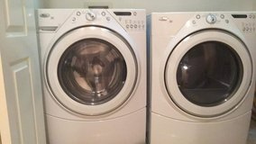 Whirlpool washer and dryer in Fairfield, California