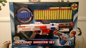 Soft Dart Gun Shooter Set in 29 Palms, California