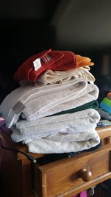 Bundle of Towels in Yucca Valley, California