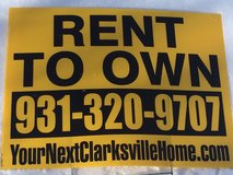 How Do Rent To Own Homes Work In Clarksville TN? in Fort Campbell, Kentucky