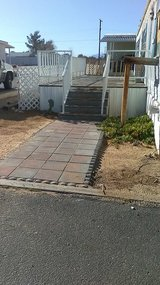 2br 2 ba  Mobile Home foR SALE  needs some fixing up OWN YOUR OWN HOME in 29 Palms, California