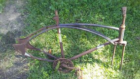 Vintage 40's-50's Texas Rangers bike/bicycle frame in Kingwood, Texas