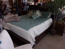 Queen Size Bed Set in Fort Riley, Kansas