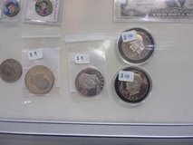40 Percent Silver Dollar in Fort Riley, Kansas